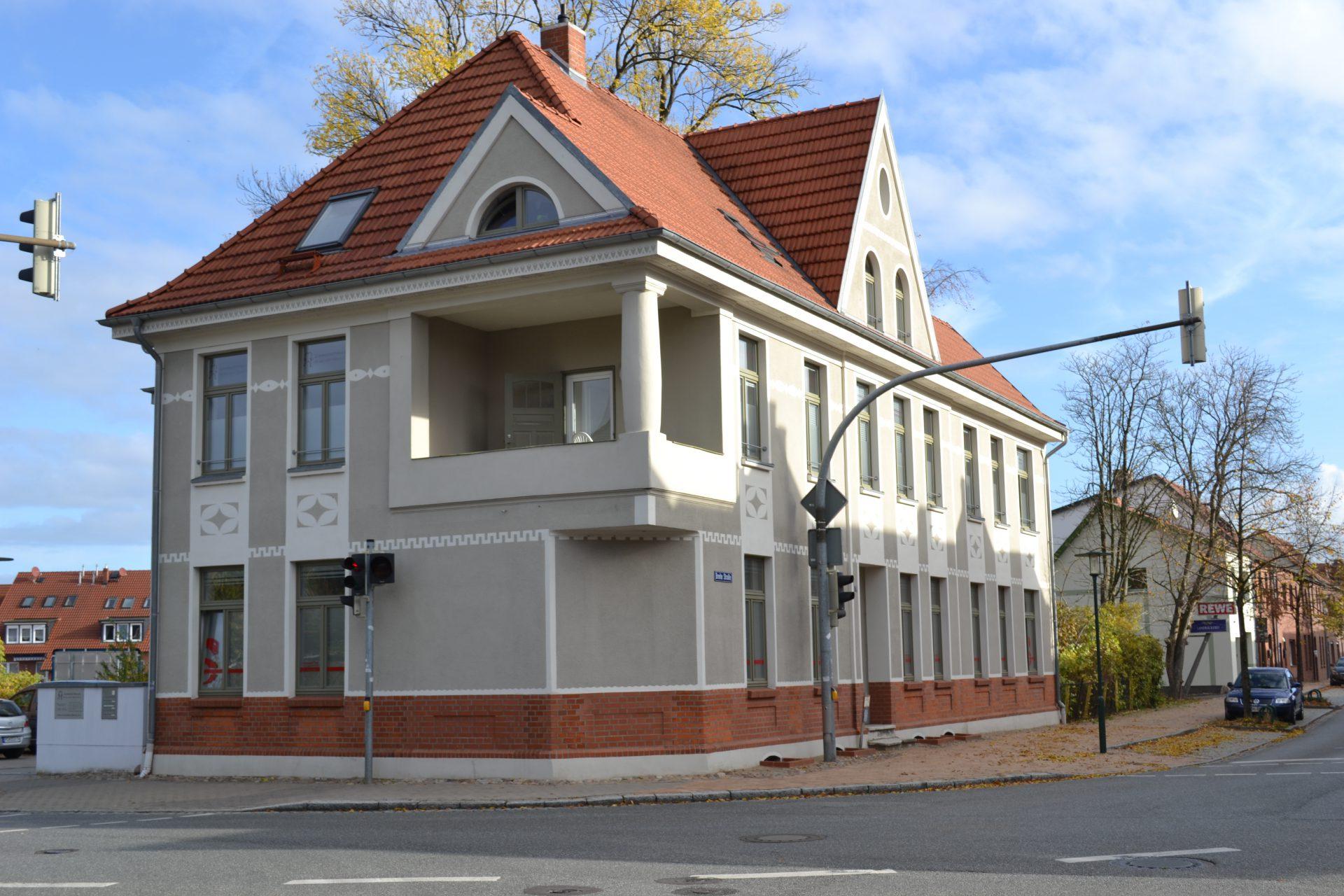 Ärztehaus in Crivitz