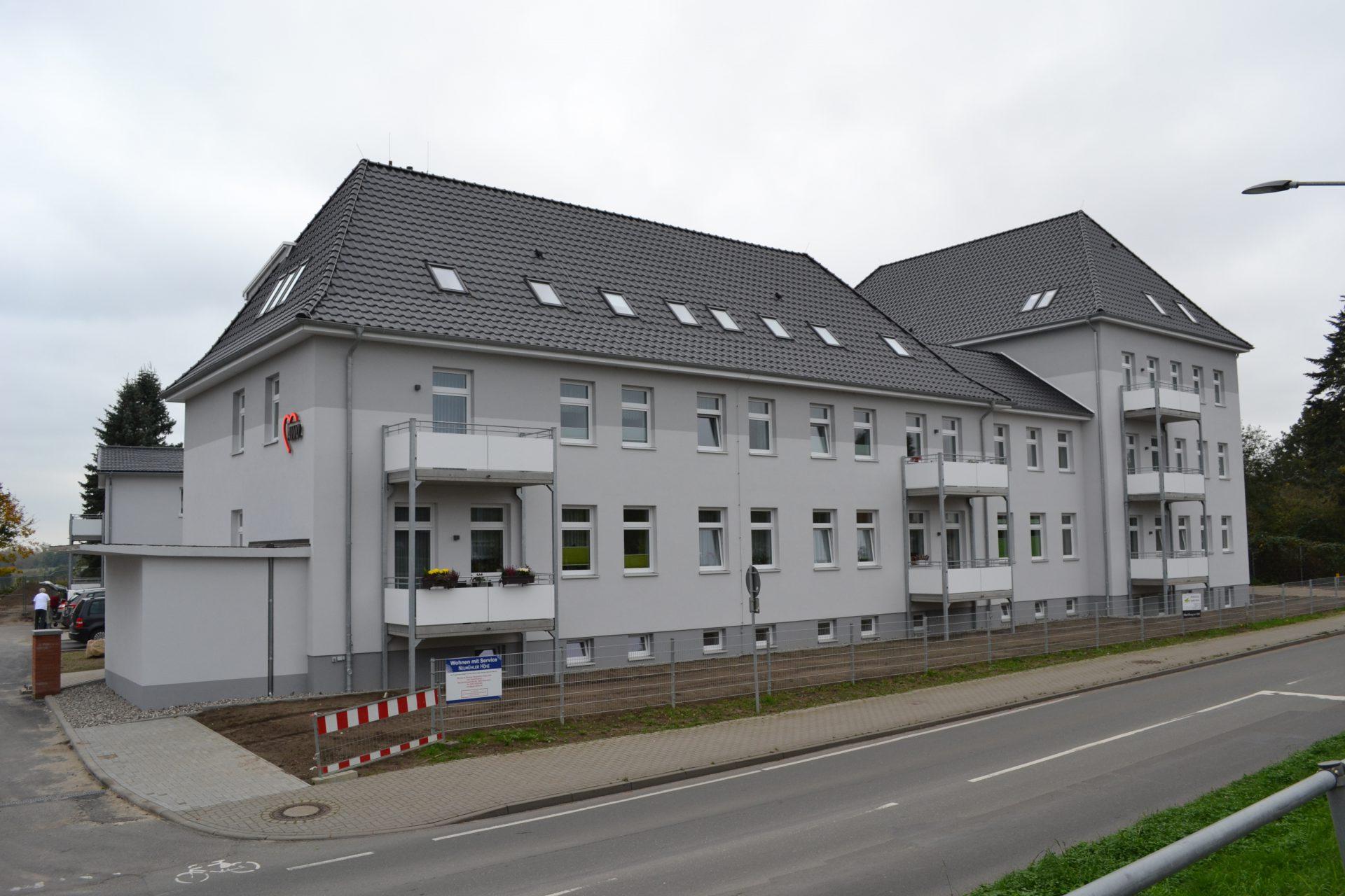 Betreute Wohnanlage in Schwerin
