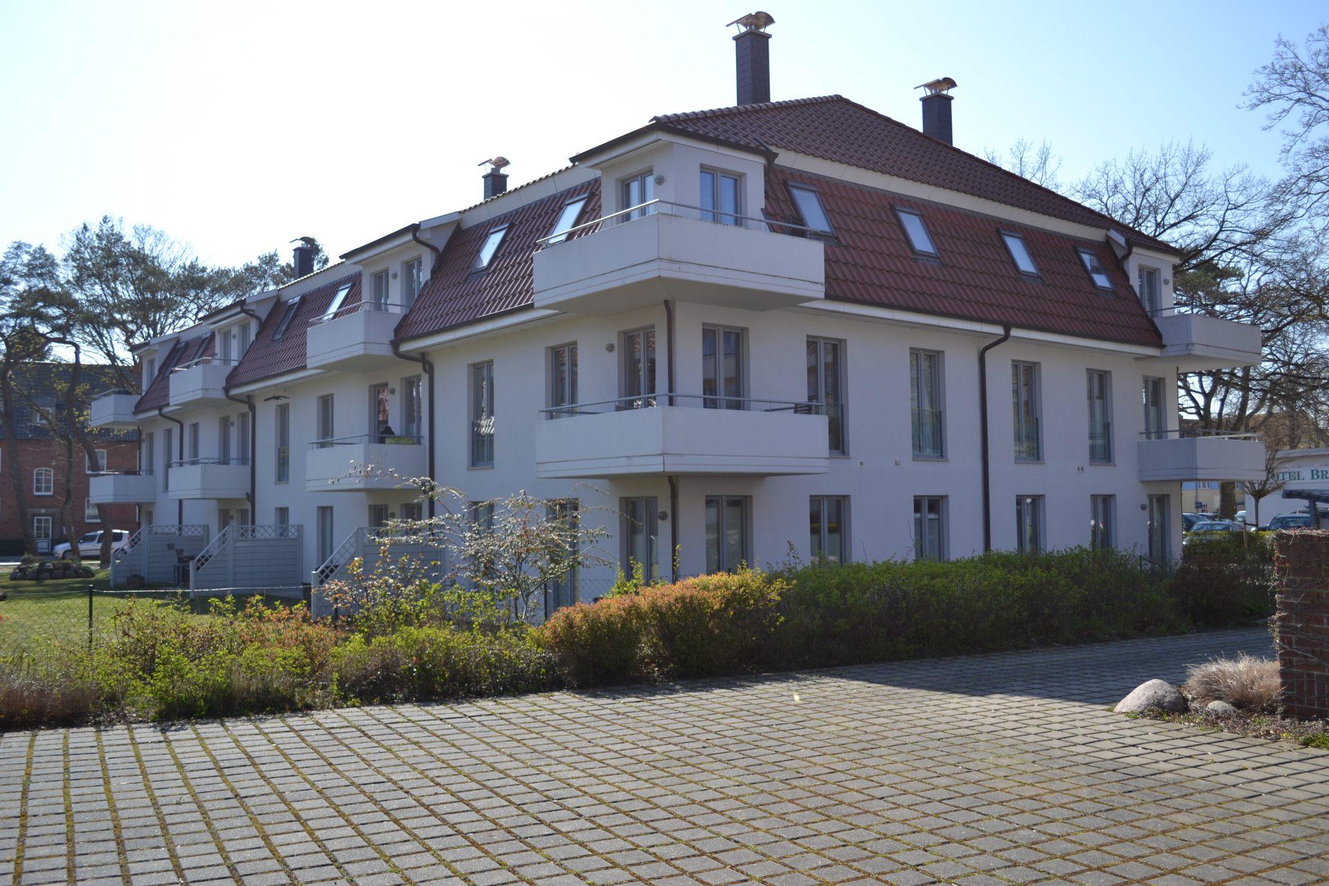 Wohn- und Geschäftshaus Boltenhagen